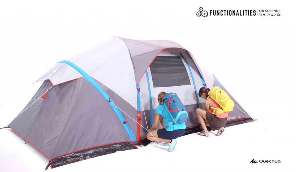 چادر کمپینگ